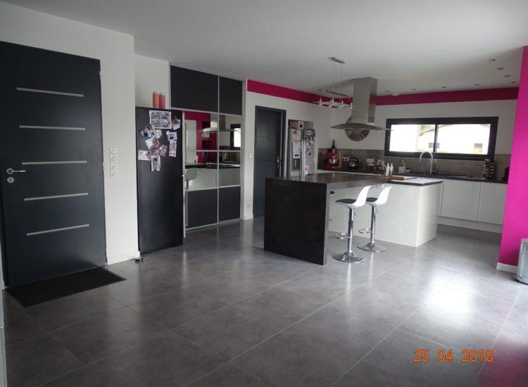 Belle contemporaine de 120 m²