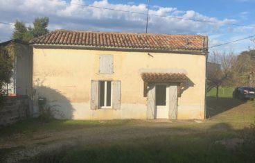 Petite maison de bourg