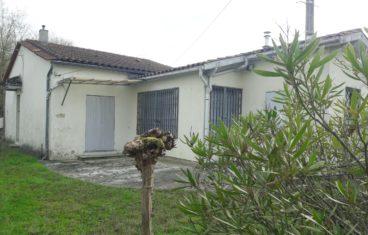Maison de plain-pied de 74 m²