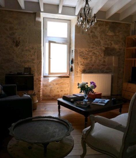 Magnifique triplex de 130 m²