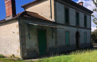 Maison en pierre de 250 m²
