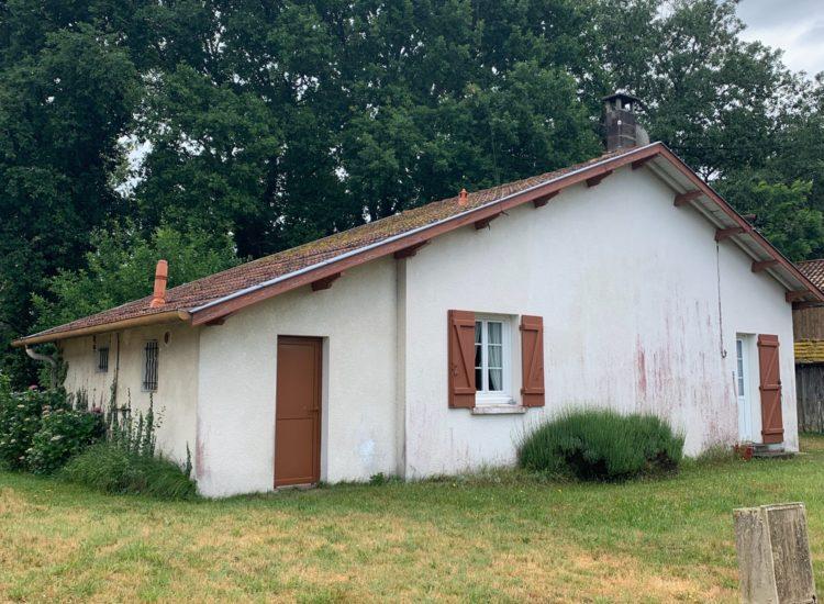 Maison de plain-pied de 80 m² à rénover