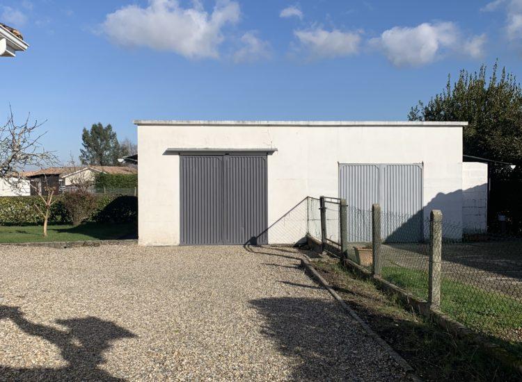 Maison contemporaine de 100 m²