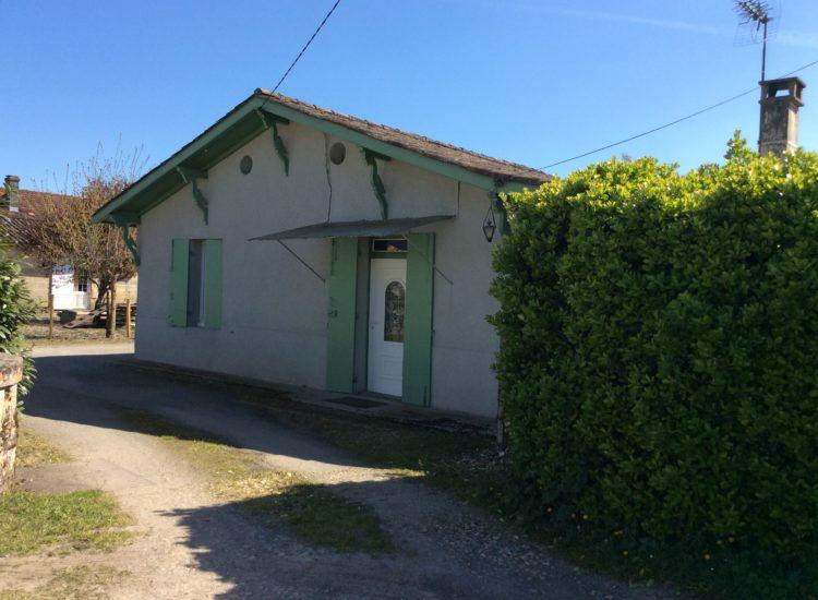 Maison de plain-pied de 150 m²